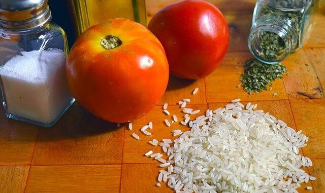 Low Carb Reis Zum Entwässern Und Effektiven Abnehmen