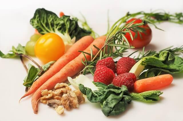 Erlaubte Lebensmittel für kohlenhydratarme Gerichte