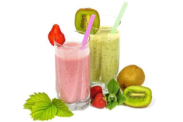 Informiere dich über gesunde Ernährung