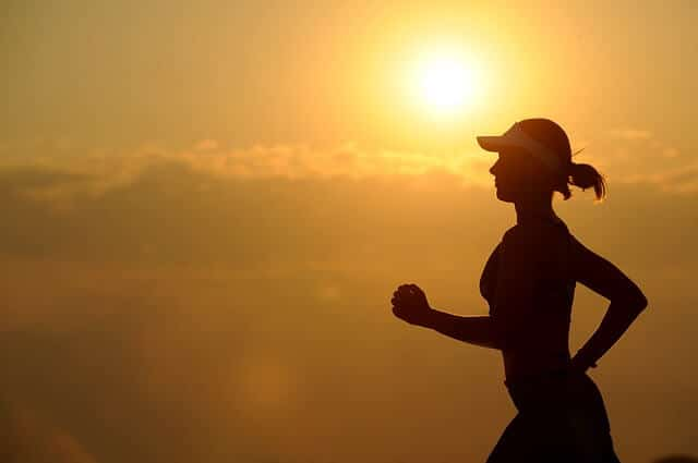 sportliche Fitness