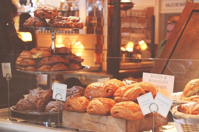 Süßigkeiten sowie Gebäck bei Kohlenhydratreiche Ernährung