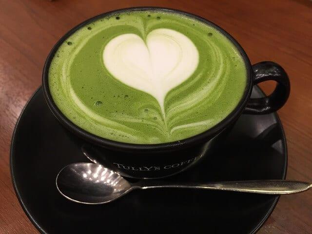 Matcha: Abnehmen grüner Tee Matcha ist ein Detox-Mittel zum Entgiften des Körpers